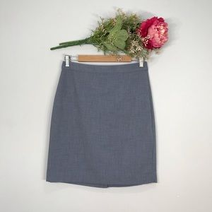 Banana Republic | High Waisted Pencil Skirt SZ 4P